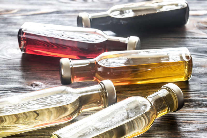 Different types of vinegar and how they pair with your recipes.