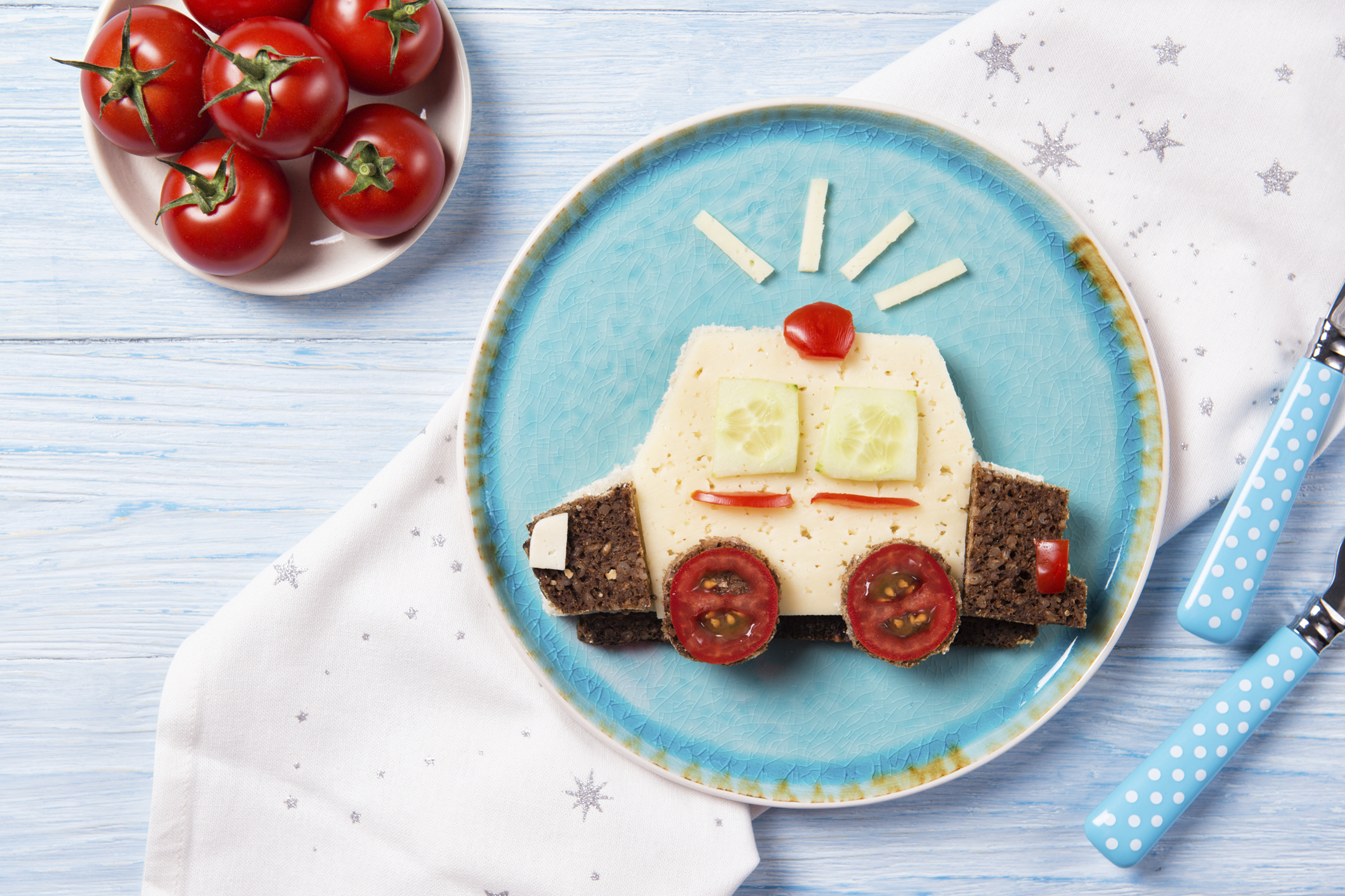 Fast, easy and nutritious recipes for kids.