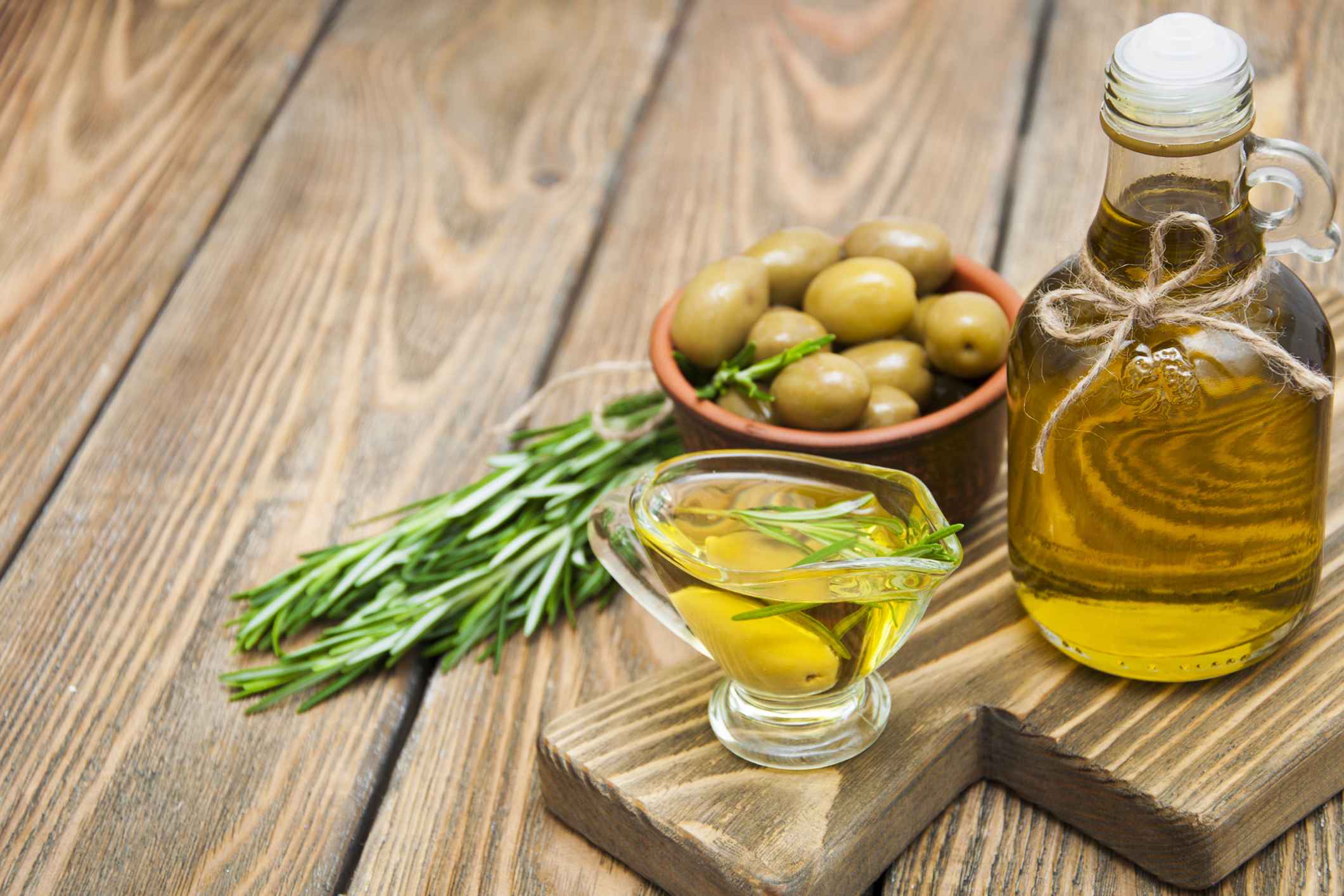 Is olive oil a vegetable oil?