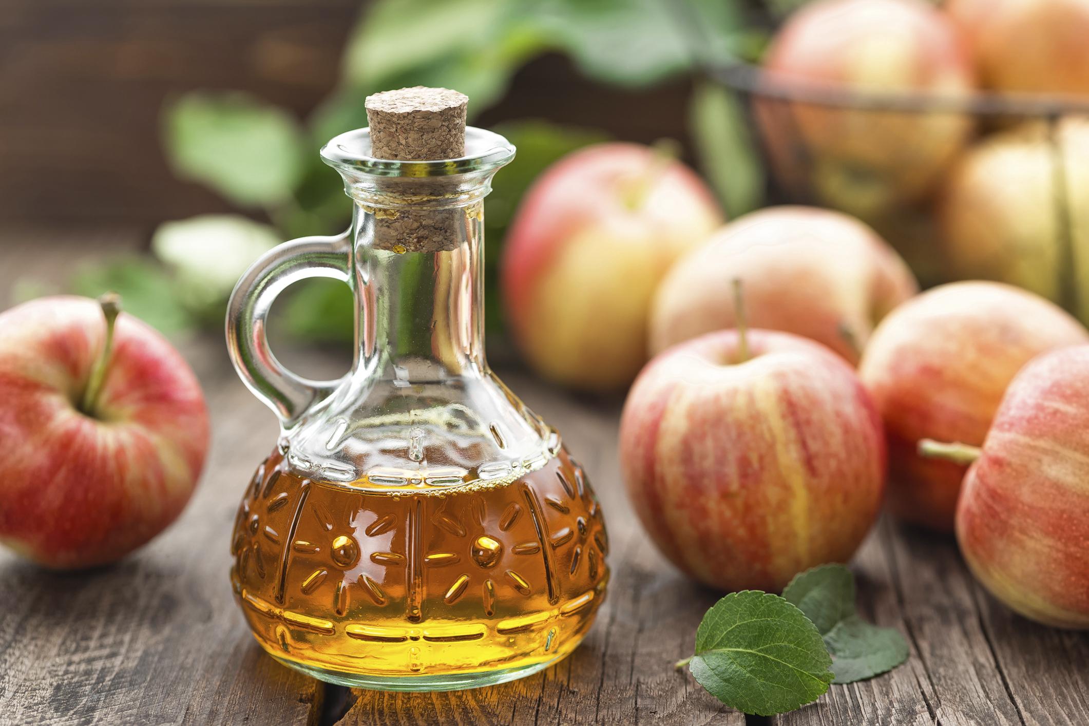 El vinagre es bueno para tu salud, ¿quieres saber por qué?