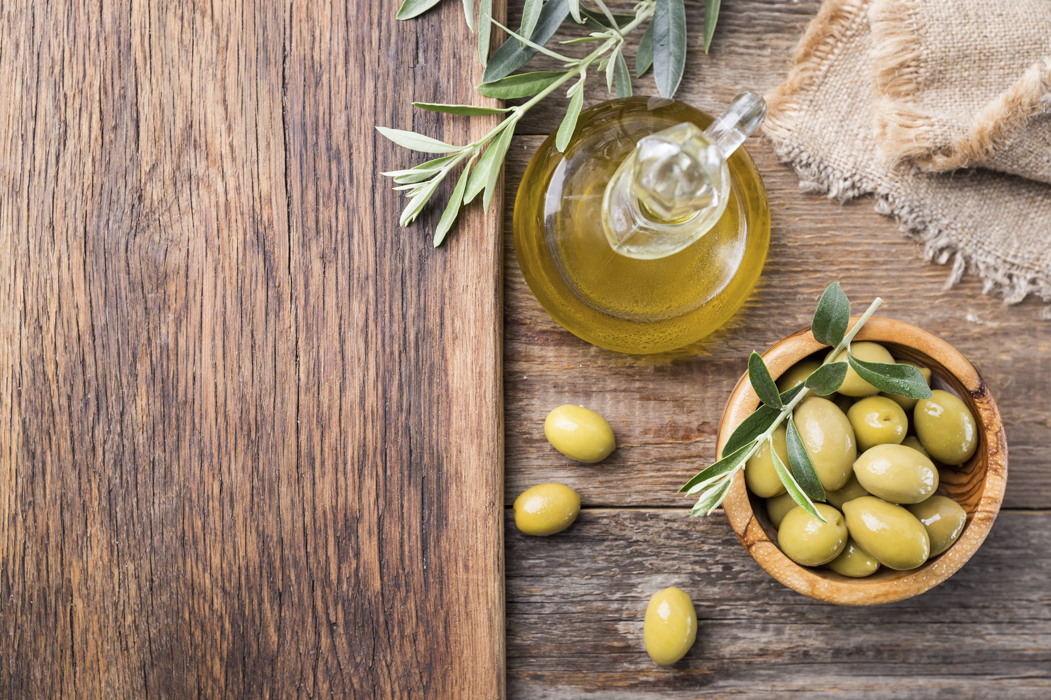 Where to eat the best olives in Spain.