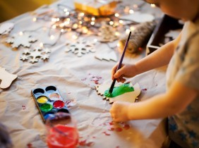 Easy homemade Christmas gifts to make with kids