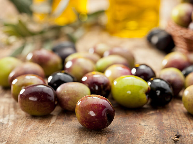 The best olive varieties according to the experts