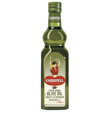 Carbonell Aceite de Oliva Origen Manzanilla